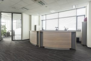Magna Commercial Flooring Installation