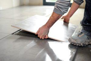 Tile Floor Installations
