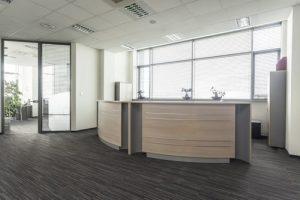Centerville Commercial Floor Installation