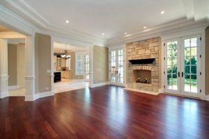Hardwood Floor near Echo UT